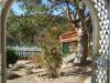 Le Gite des Hesperides : vue terrasse