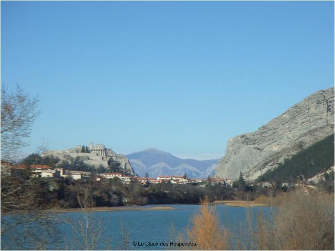Le Gite des Hesperides : Sisteron