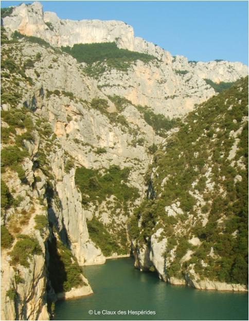 Lac de Sainte Croix du Verdon