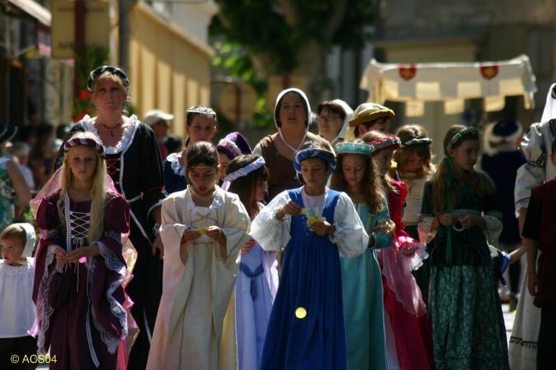 Le Gite des Hesperides : Fête de la Renaissance - Riez-la-Romaine