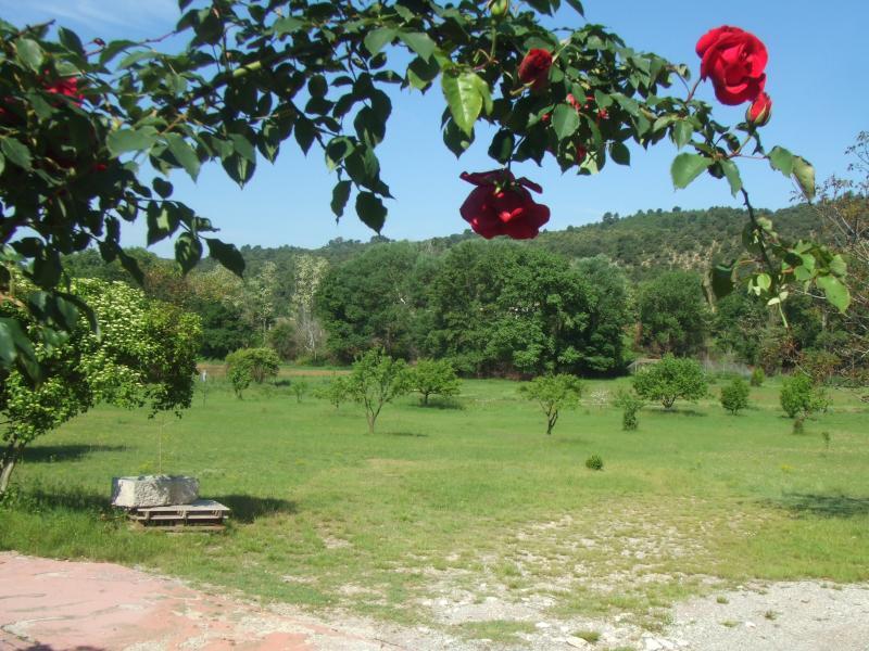 Le Gite des Hesperides : au calme en pleine nature