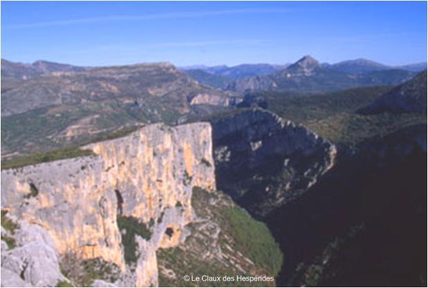 Le Gite des Hesperides : aux portes des Gorges du Verdon